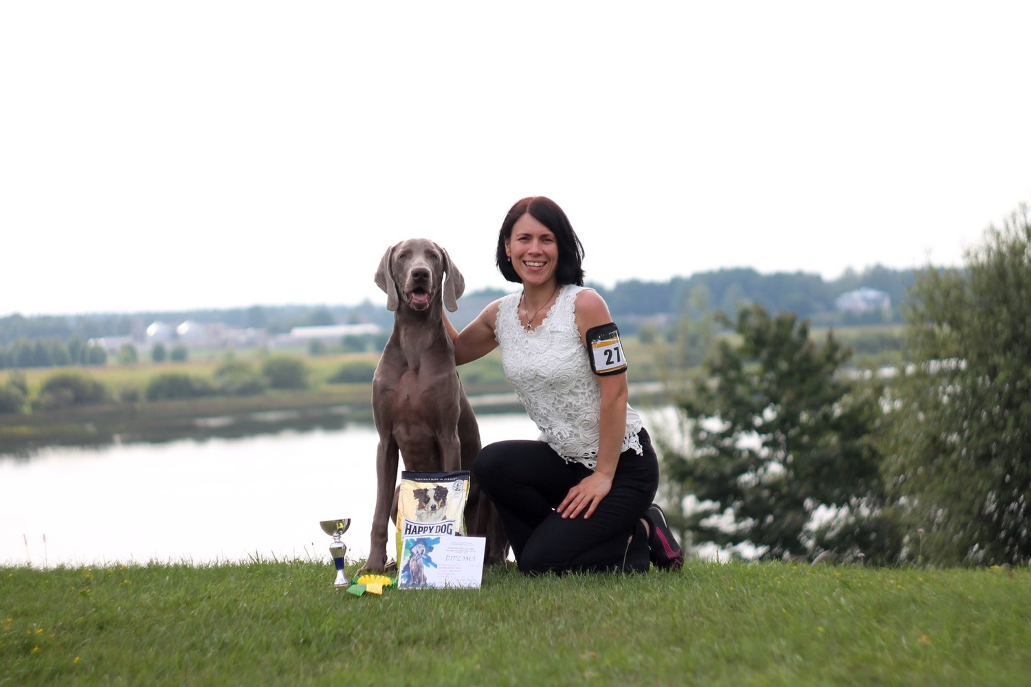 Latvian Hunting Dog Club specialty show